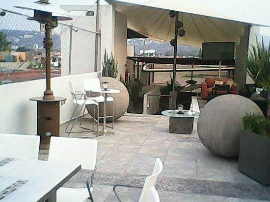 M Hoteles Concepto: Terraza Lounge Bar