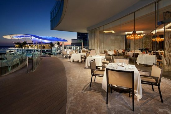 BiCE at Jumeirah at Etihad Towers