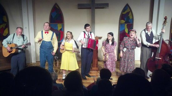 Smoke on the Mountain : Current Branson, MO Cast 2013 =