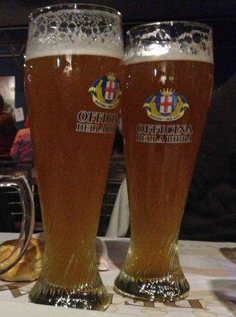 L'Officina Della Birra: Birra Weiss