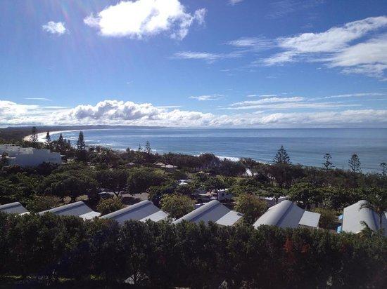 Rainbow Sea Resort: The view...