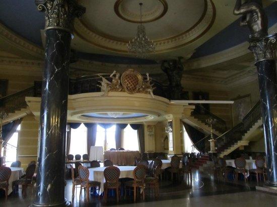 Hotel Venecia Palace: Ресторан