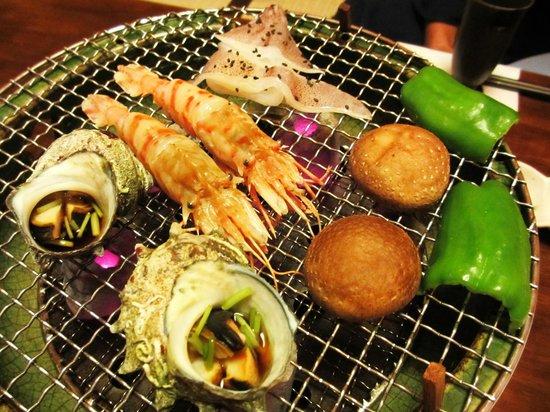 Kinosaki Onsen Kojinmari: Seafood Kaiseki