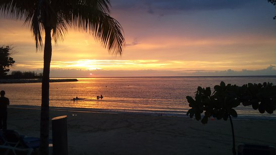 Hotel Riu Montego Bay: Sunset