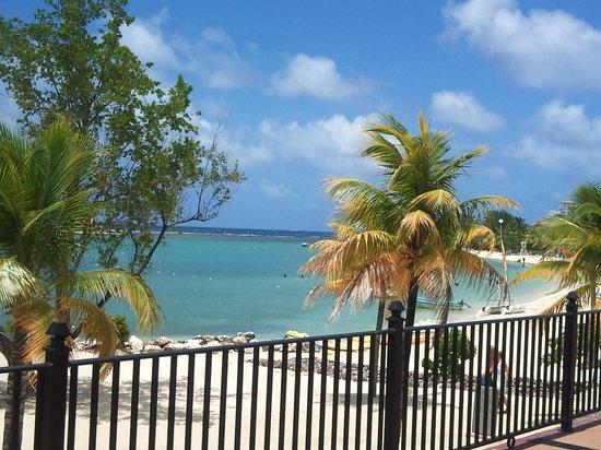 Hotel Riu Montego Bay: From the Mahoe Bay Restaurant