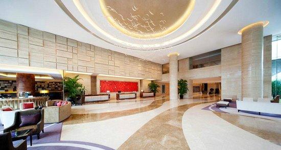 Sheraton Shanghai Hongkou Hotel: Lobby