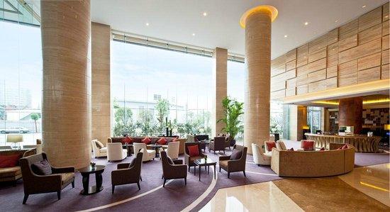Sheraton Shanghai Hongkou Hotel: Lobby Lounge