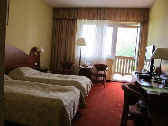 Hotel Anders : номер