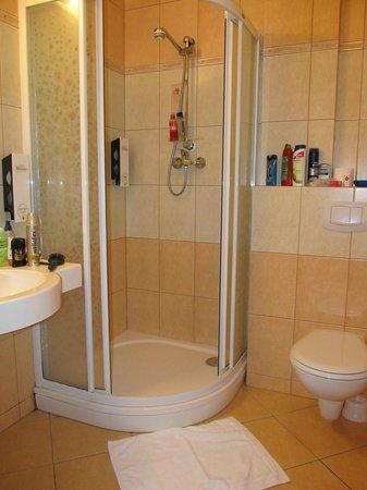 Hotel Anders : ванная комната