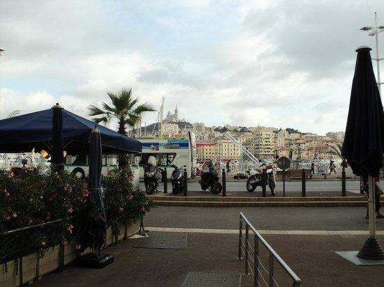 Massili Appart: a 30 metri dall'albergo il Porto vecchio