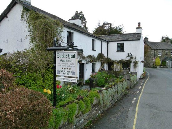 Bed and Breakfast Ambleside - Buckle Yeat Guest House Cumbria