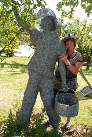 Les Jardins Fruitiers : C'est le moment de la cueillette