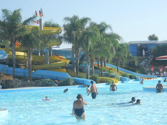 Melilli, Italia: piscina