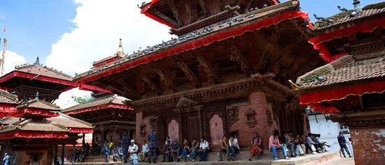 Undercover Kathmandu & Swayambhunath Day Tour