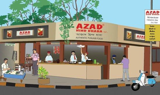 Restaurants Near Gariahat