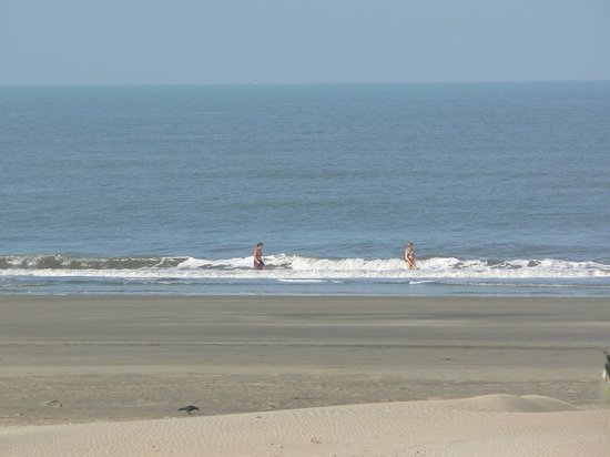 Casa d'Calma: The beach, clean and safe