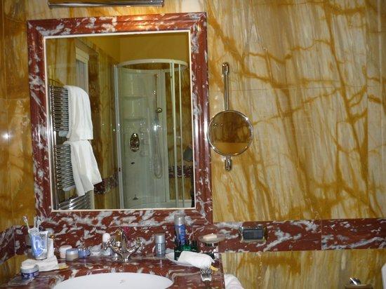 Hotel Palazzo Guiscardo: Bagno