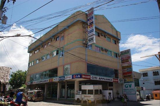 GV hotel Sogod