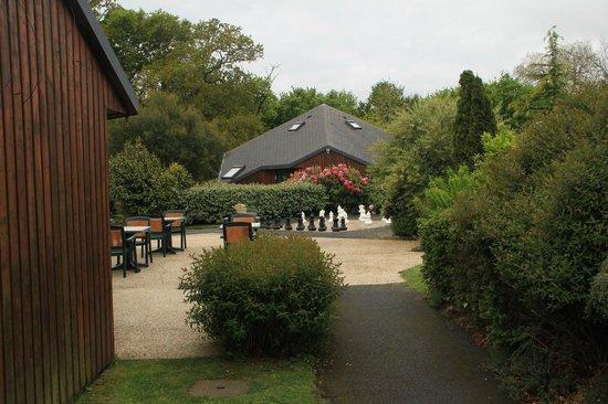 Hôtel de la Baie de Paimpol : Espace hôtel