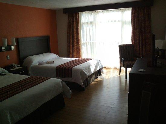 Hotel Villa Mercedes : camera