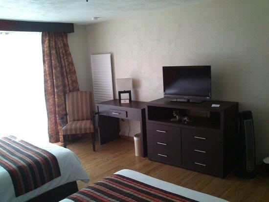 Hotel Villa Mercedes : camera 2