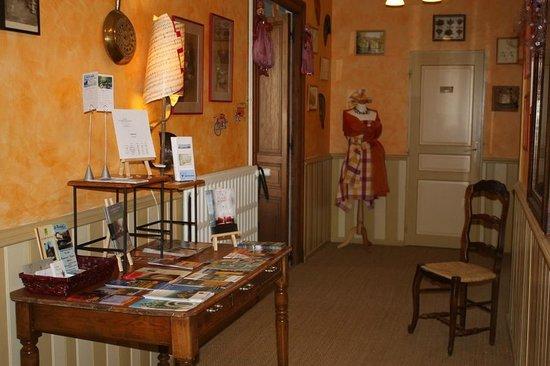Castelnau-d'Aude, Prancis: l'entrée