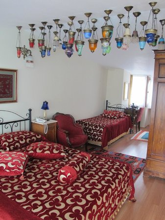 Kybele Hotel: sultan suite