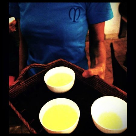 AcquaMadre Hammam: tè