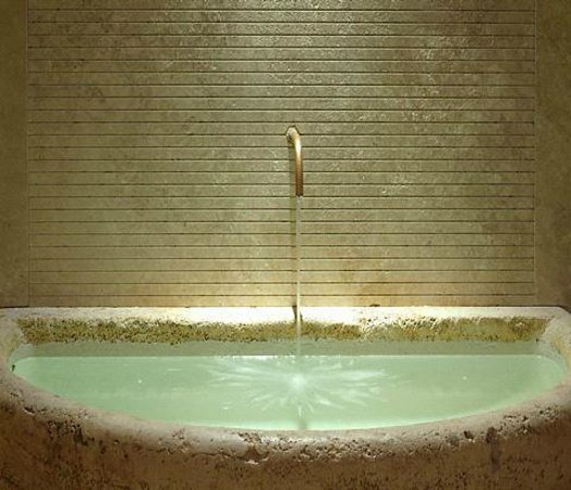AcquaMadre Hammam : fontana