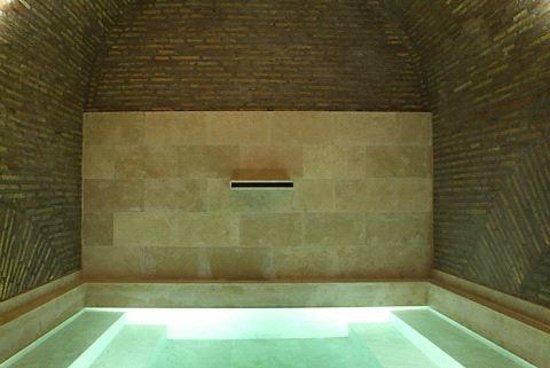 AcquaMadre Hammam: frigidarium