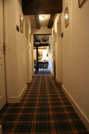 Le Clos du Golf : Corridor