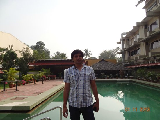 Alleppey Prince Hotel: swimming pool