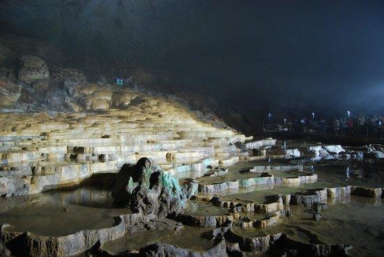 美祢市, 山口県, 霧の中の百枚皿