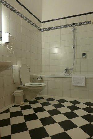 Hotel Mader: Badezimmer