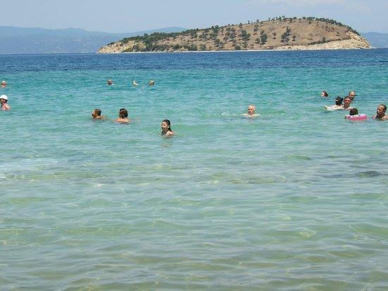 Vourvourou, Griechenland: ΚΟΛΠΟΣ TALGO BAR