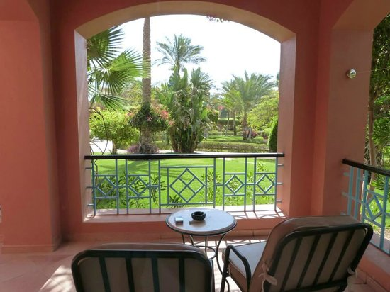 TUI Magic Life Sharm el Sheikh : Garden View from our ground floor room