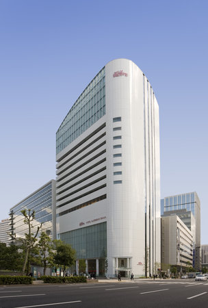 Hotel Elsereine Osaka : ホテル外観