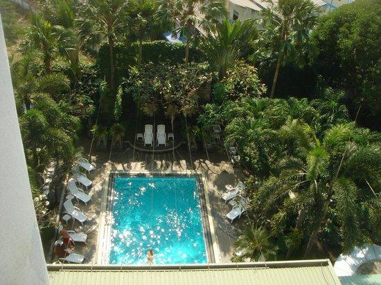 Babylon Bangkok: view