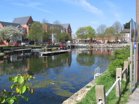 Chichester United Kingdom  city photos : basin, Chichester Picture of Chichester Ship Canal Trust, Chichester ...