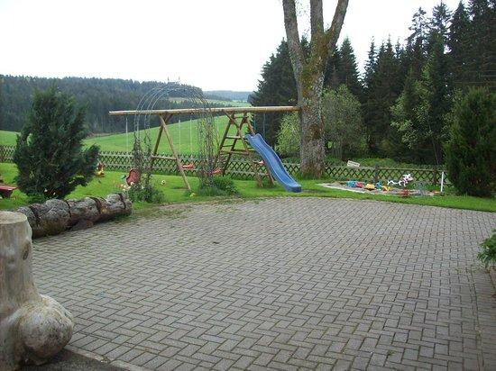 Gasthaus Schweizerhof : KInderspielplatz