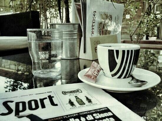 Cafe Almatosa: coffetime
