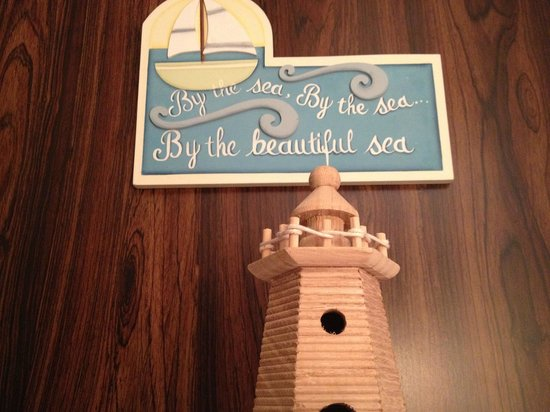 Ocean Rose Bed And Breakfast: By the Sea, By the Sea, By the Beautiful Sea