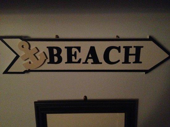 Ocean Rose Bed And Breakfast: Beach