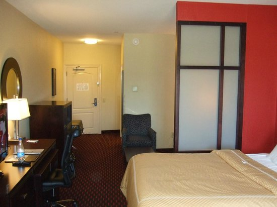 Comfort Suites Florence: View inside the room.