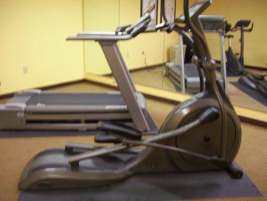 La Quinta Inn & Suites South Burlington: small gym