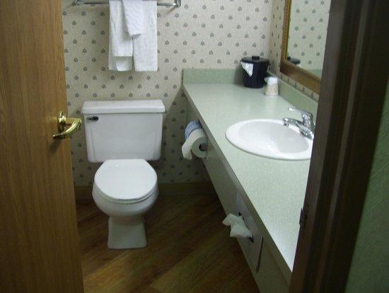 La Quinta Inn & Suites South Burlington : bathroom
