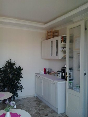 Il Giglio Bianco: кухня