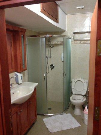Hotel Casa de Maria: Toilet