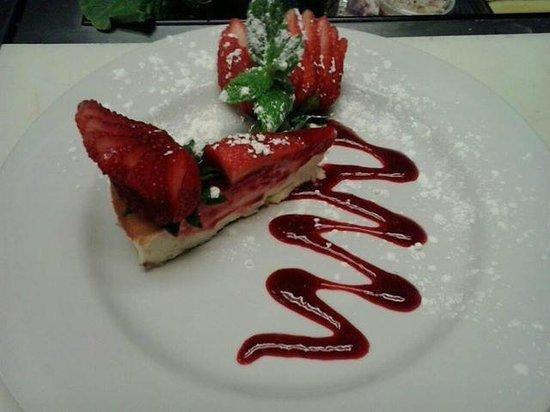Pitcher's Mound: Delish Desserts