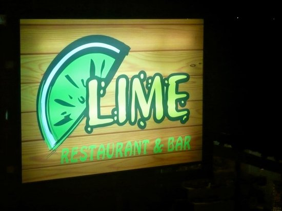 Lime Restaurant and Bar Dalyan: Lime